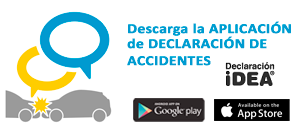 app-idea declaracion electronica de accidentes