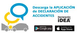 app-idea declaracion electronica de accidentes